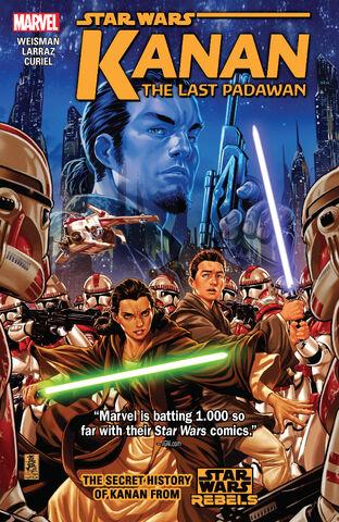 File:Kanan Volume One cover.jpg
