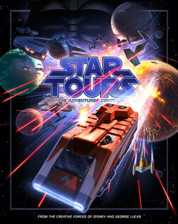 Star Tours II poster