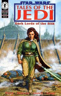 Tales of the Jedi - Dark Lords of the Sith 5 - Sith Secrets
