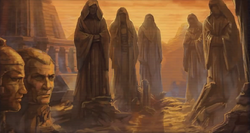 Valley of the Dark Lords TOR Timeline