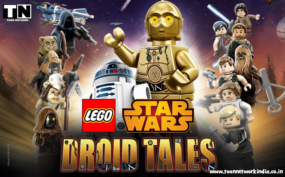Lego Star Wars Droid Tales Wookieepedia Fandom Powered By Wikia