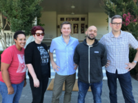 Luminous crew at Skywalker Ranch