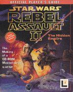 RebelAssaultII-OfficialPlayersGuide