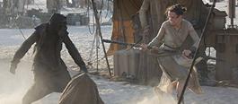 Rey fights a thug