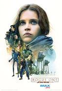 Rogue One AMC IMAX MiniPoster -2