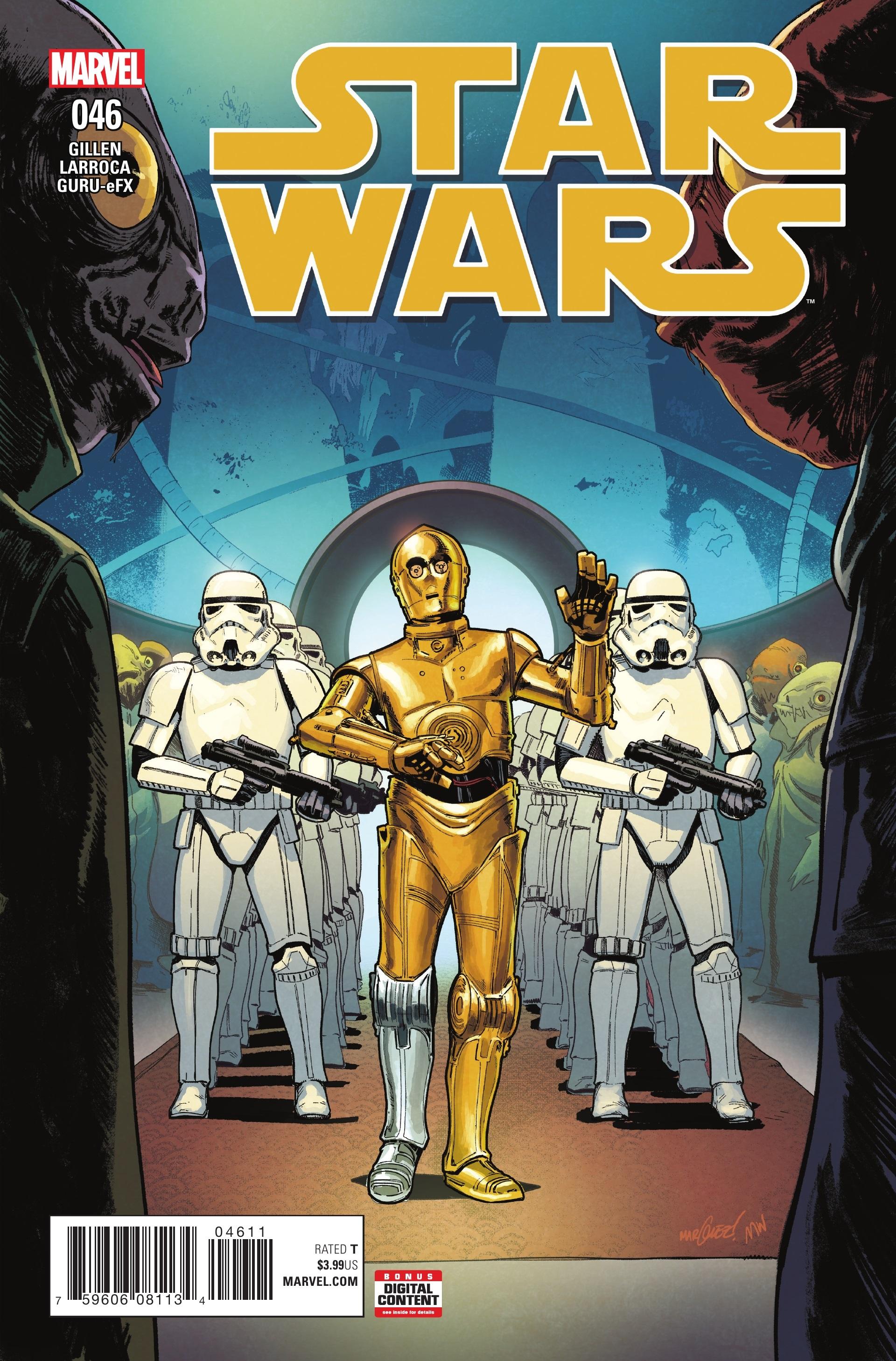 Star Wars 46: Mutiny At Mon Cala, Part III