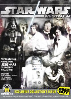 Star Wars Insider Best Buy Exclusive (p)