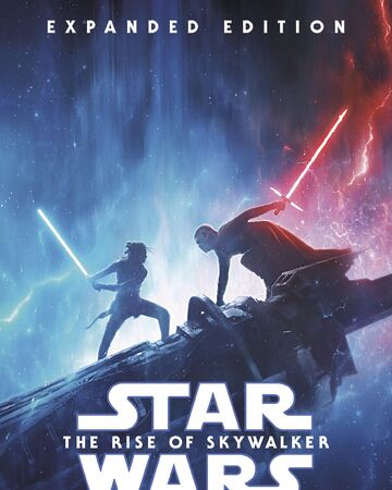 Star Wars The Rise Of Skywalker Expanded Edition Wookieepedia Fandom