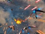 Starfighter combat