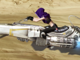 Aero (speeder bike)