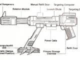 MM-s3 grenade launcher