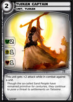 SWG TCG tusken card