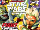 Star Wars: The Clone Wars Comic UK 6.21