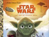 The Empire Strikes Back (Golden Book)