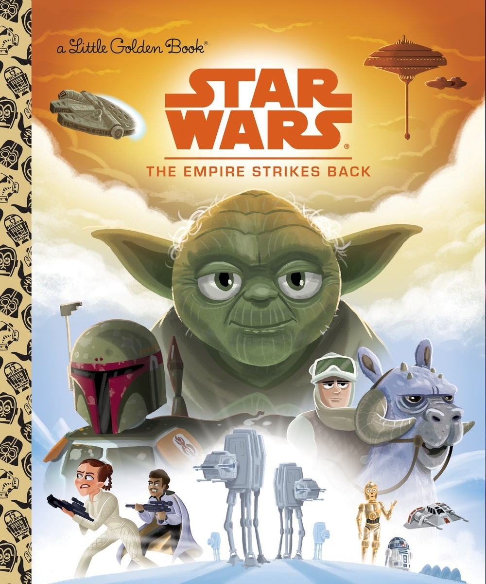 The Empire Strikes Back (Golden Book) | Wookieepedia | FANDOM powered by  Wikia