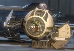 Yoda starfighter Voices