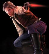 Han Solo Ally Pack art IA