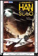 Han Solo Comic JA
