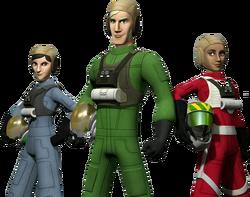 Phoenix Squadron Pilots CT