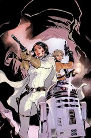 Star Wars Princess Leia 3