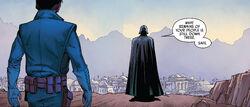 Valance Chorin Return Target Vader