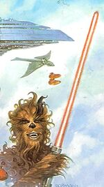 Lowbacca Bespin