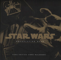 Star Wars Roleplaying Game Saga Edition Core Rulebook