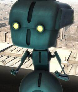 Techno Service Droid