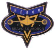Bravo Squadron insignia