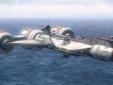 Unidentified Consular-class cruiser (Dac)