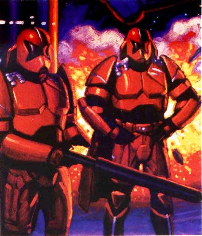 Coruscant Guard Armor Wookieepedia Fandom Powered By Wikia