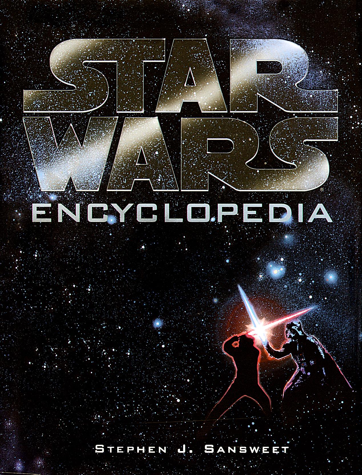 Star Wars Encyclopedia Galactica: 1st Volume