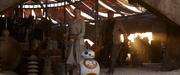 Finn and Rey Jakku Escape
