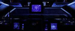 Zeta-class interior