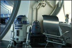 Artoo Royal Starship