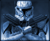 Captain rex phase 2 armor with effects by 501sttrooperrex-d58lgmt