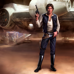 Han Solo ME