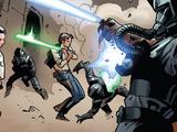 Rescue of Luke Skywalker