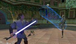 Obi-Wan force pull