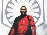 Cardinal's armor