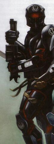 Venom assault trooper
