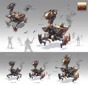 Isotope-5 droid concept art