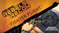 Rebels Recon 1.03 Inside Fighter Flight