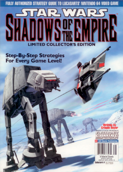 Shadows of the Empire Limited Collector's Edition