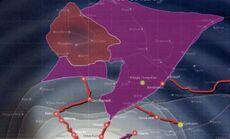 Dark empire map