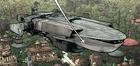 GX1 shuttle-Shattered Empire