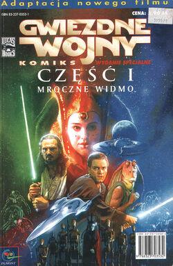 Gwiezdne wojny Komiks - wydanie specjalne