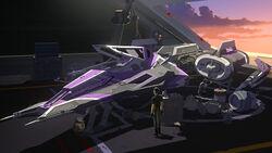 Kazuda-SpeedstarShip