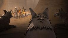 Kindred rebels loth wolves