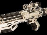 Phasma's blaster rifle